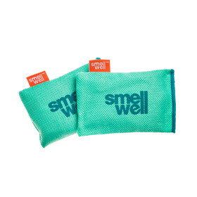 SmellWell Sensitive Freshener Inserts for Shoes and Gear, green